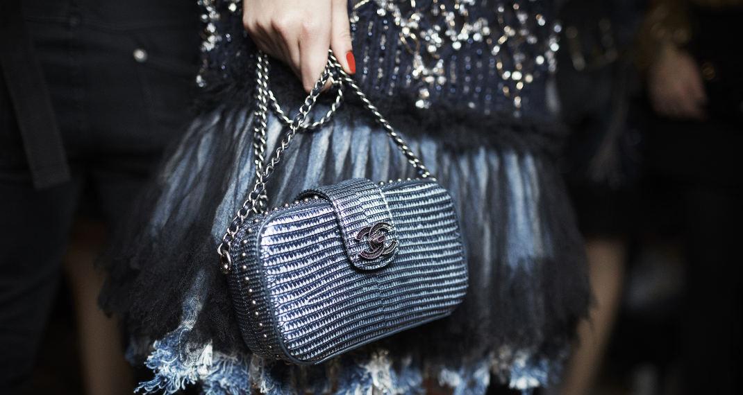 Οι νέες τσάντες κομψοτεχνήματα της Chanel  Εμπνευσμένες από το θρυλικό Ritz  του Παρισιού  0c0738af367