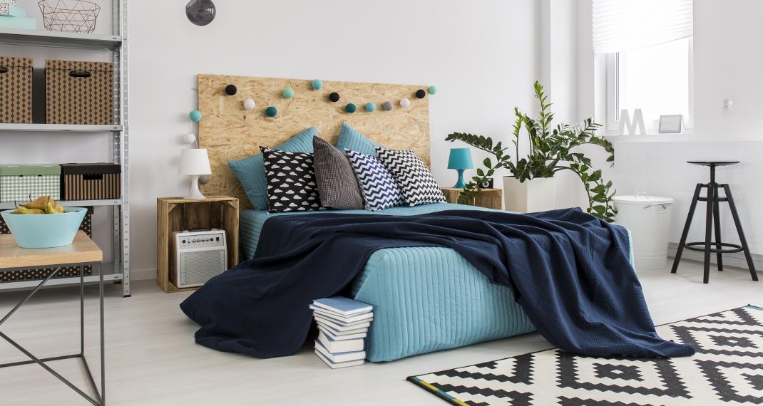 13 bovary - Cabecera de cama reciclada ...