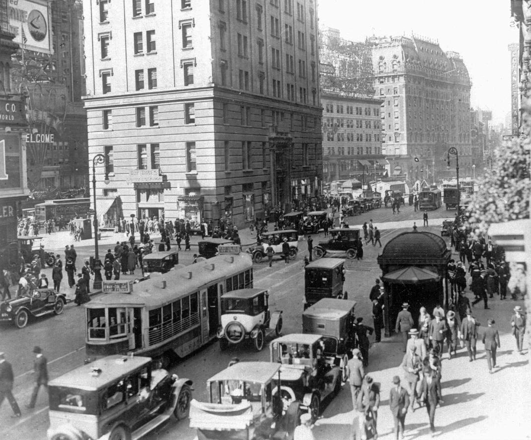 H Times Square το 1920