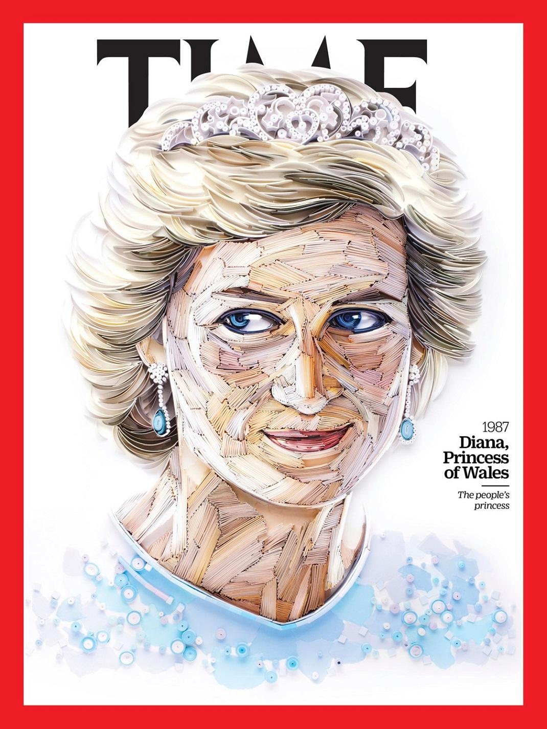 Η πριγκίπισσα Νταϊάνα στο εξώφυλλο του TIME