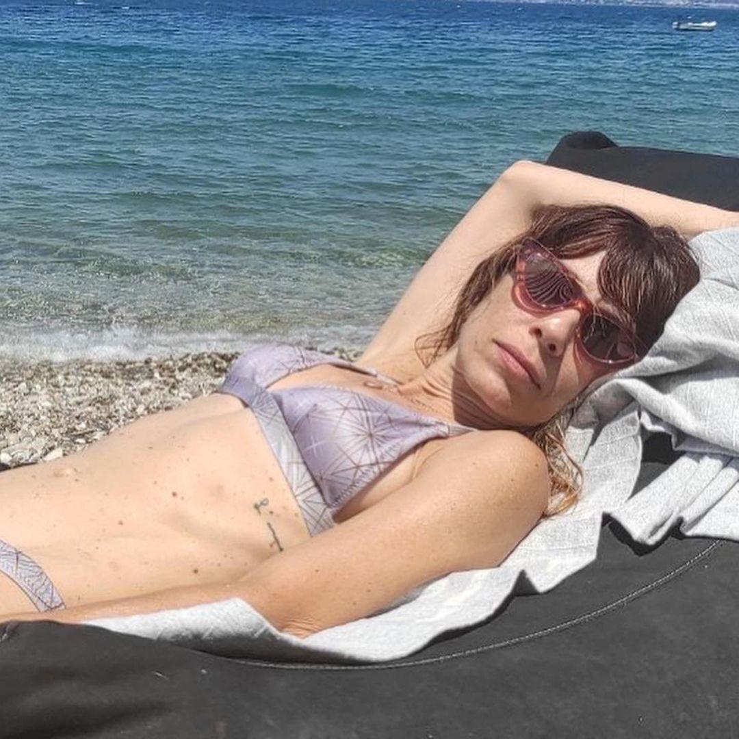 Η Μυρτώ Αλικάκη ποζάρει με το μπικίνι της στο Instagram
