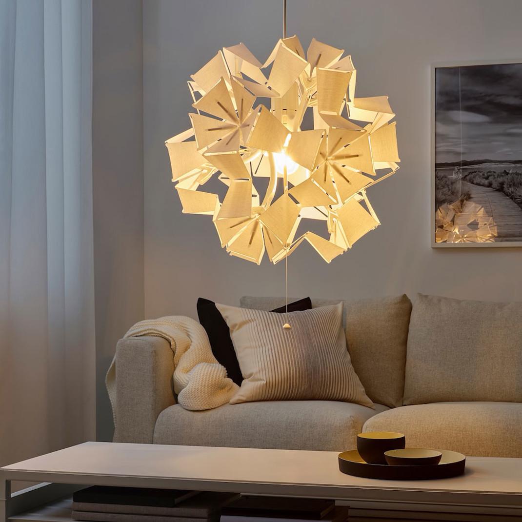Το φωτιστικό IKEA