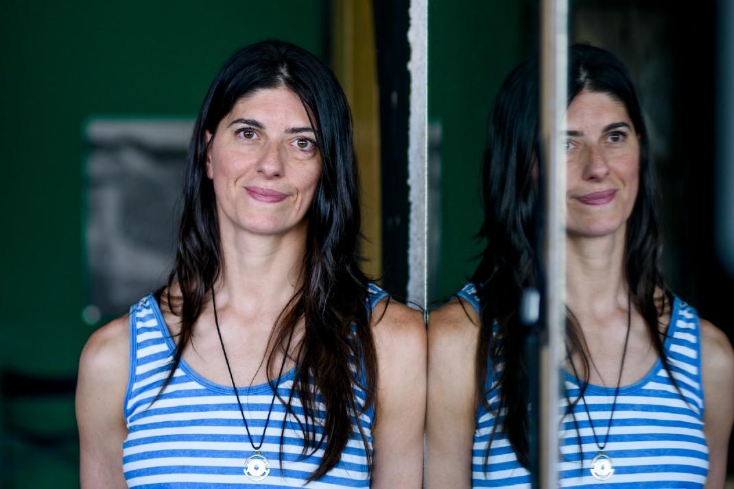 Η Καλλιτεχνική Διευθύντρια του Φεστιβάλ, Λίντα Καπετανέα