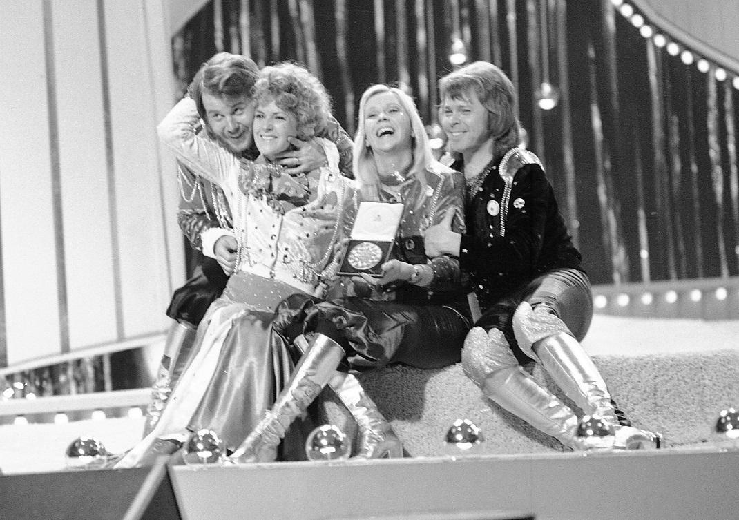 Οι ABBA στη Eurovision του 1974