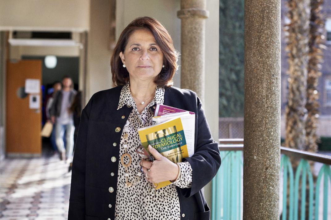Καθηγήτρια Abla MEHIO SIBAI – Ιατρική και Επιστήμες Υγείας