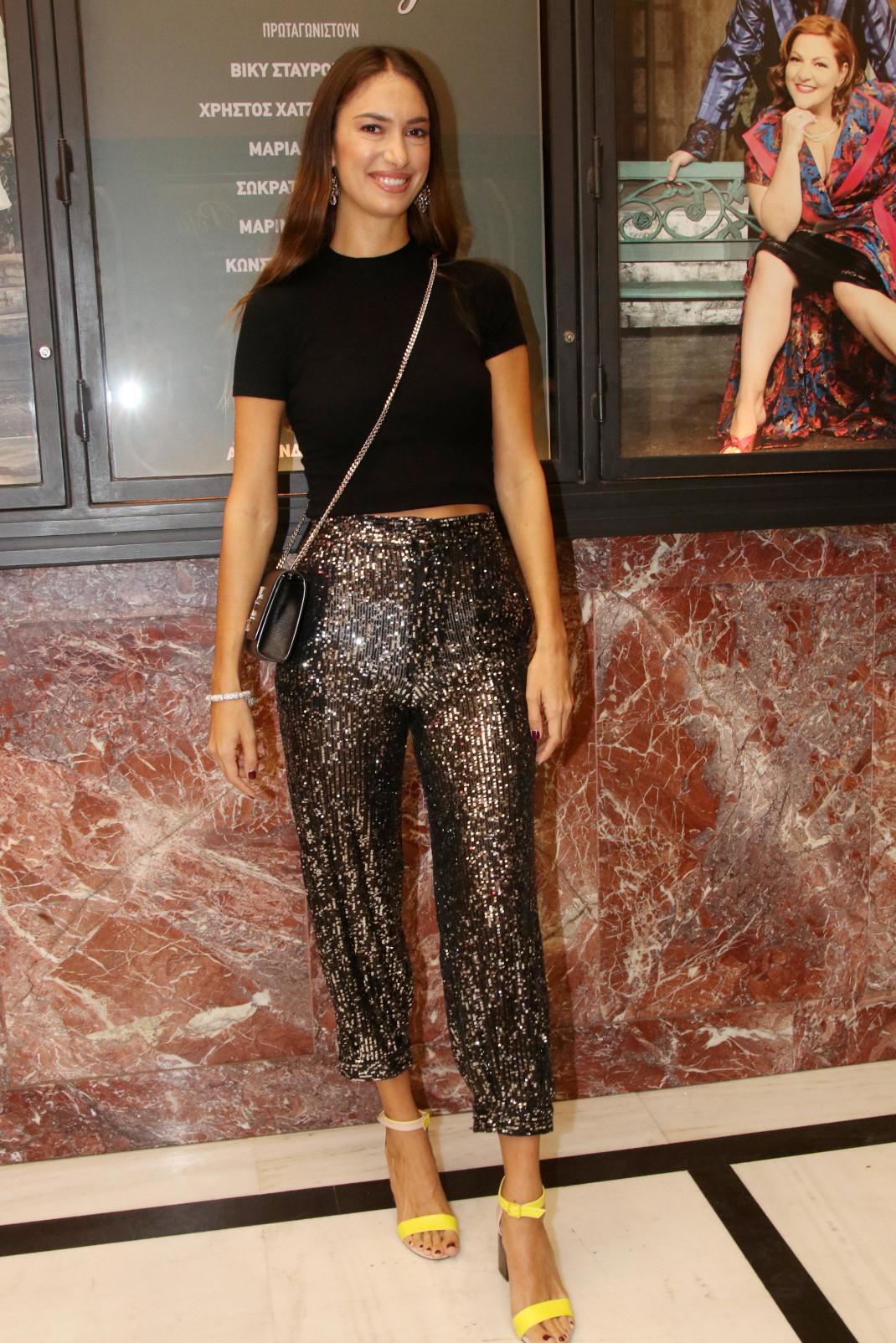 Η Αννα Πρέλεβιτς είναι ένα από τα πιο φρέσκα και χαμογελαστά πρόσωπα στο χώρο της ελληνικής μόδας και ομορφιάς