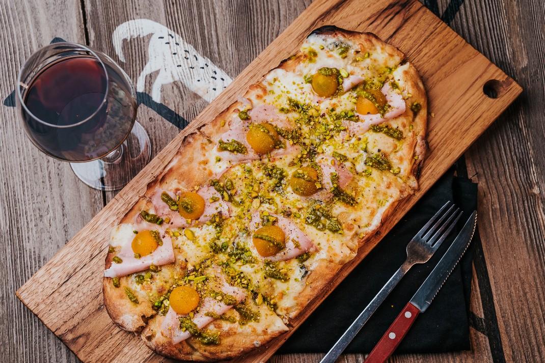 Πίτσα  Pistacchio