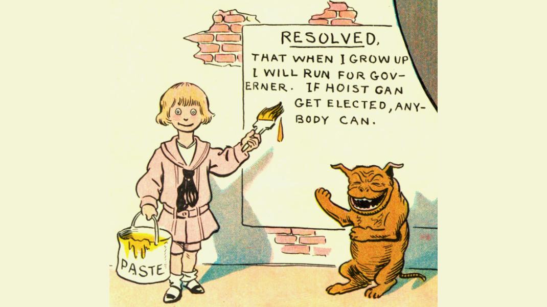 κόμικ Buster Brown