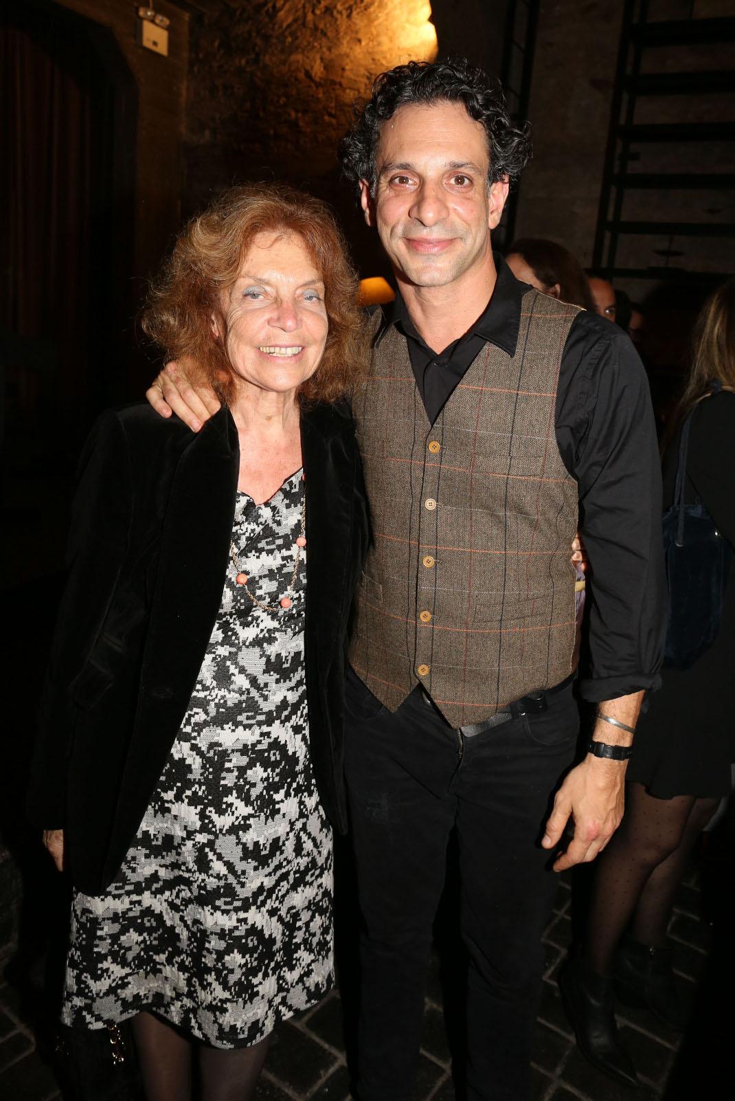 Γιώργος Χρανιώτης με την μητέρα του