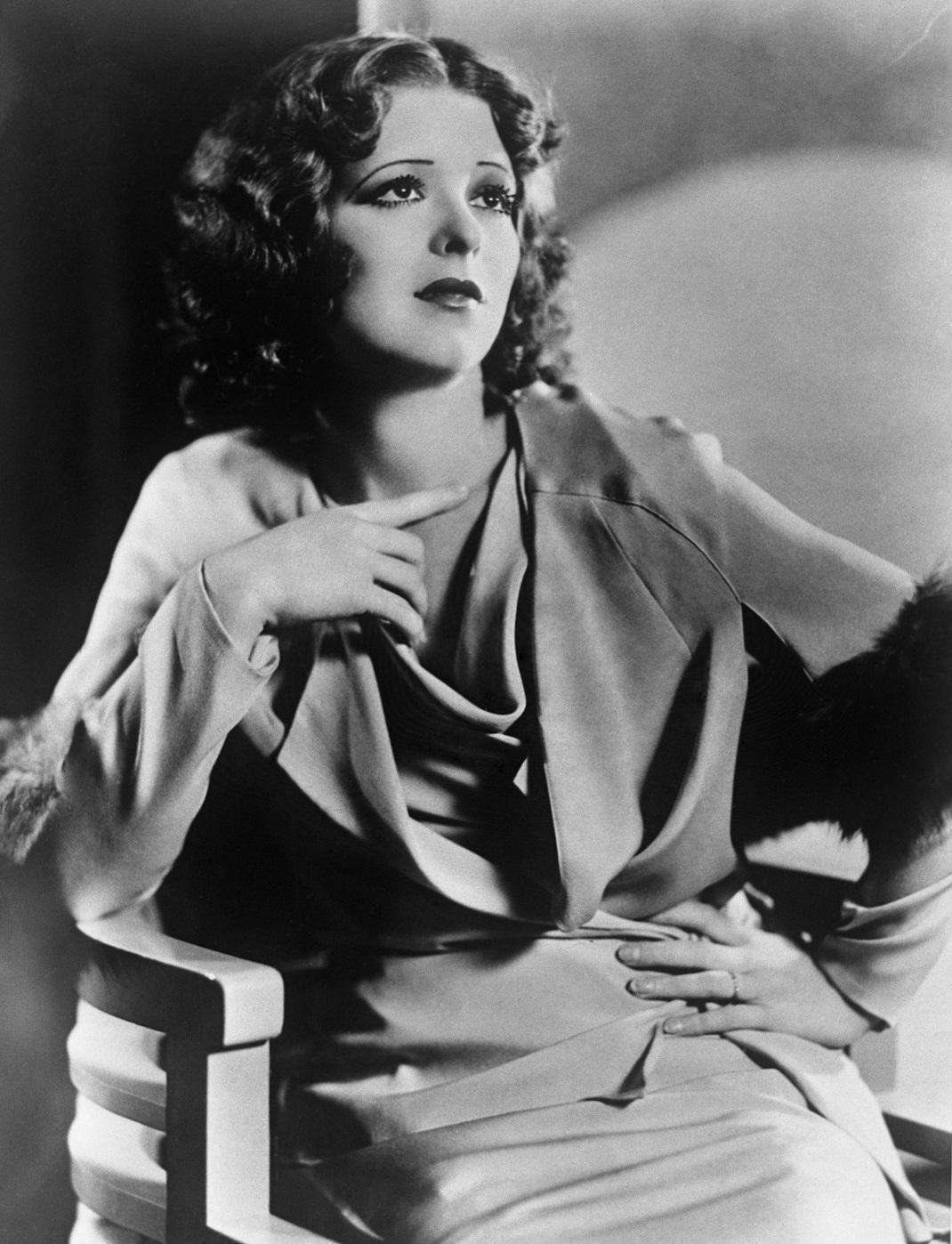 Η Κλάρα Μπόου το 1932