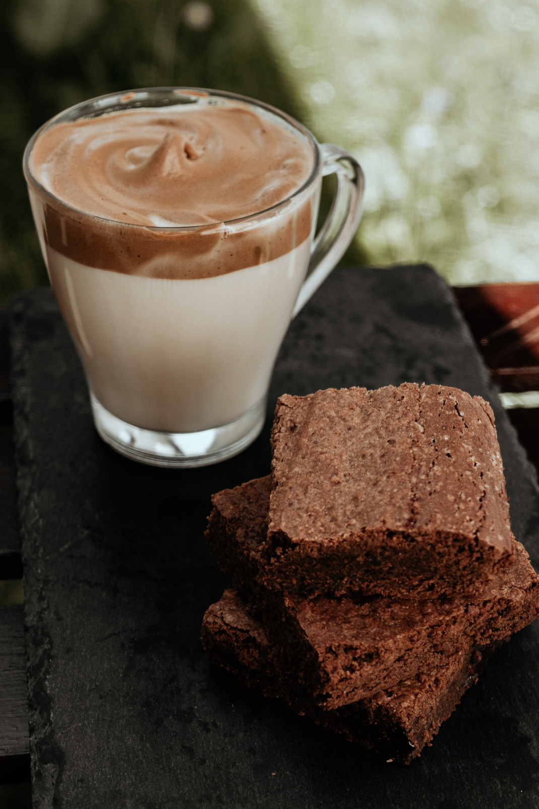 Dalgone coffee & choco cake