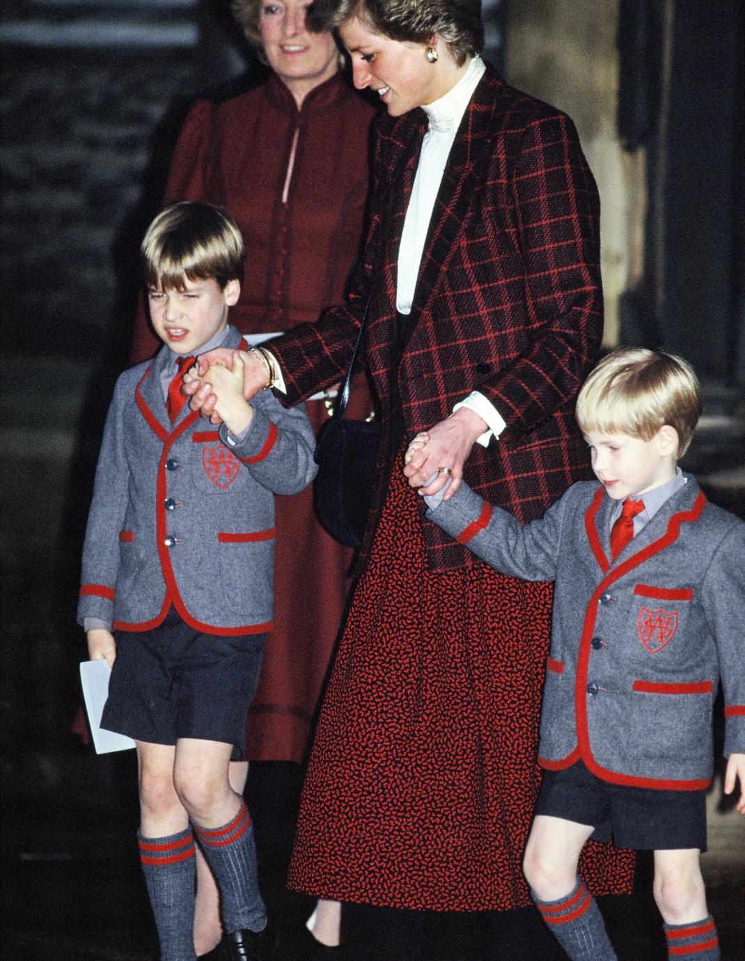 Η πριγκίπισσα Νταϊάνα το 1989