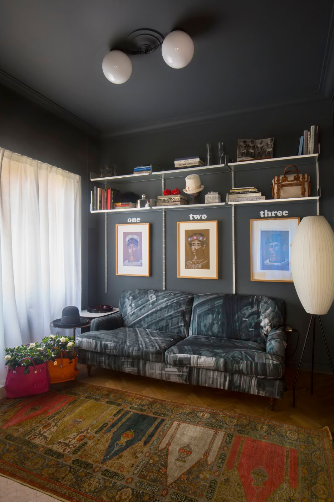 διαμέρισμα Κολωνάκι Studiomateriality