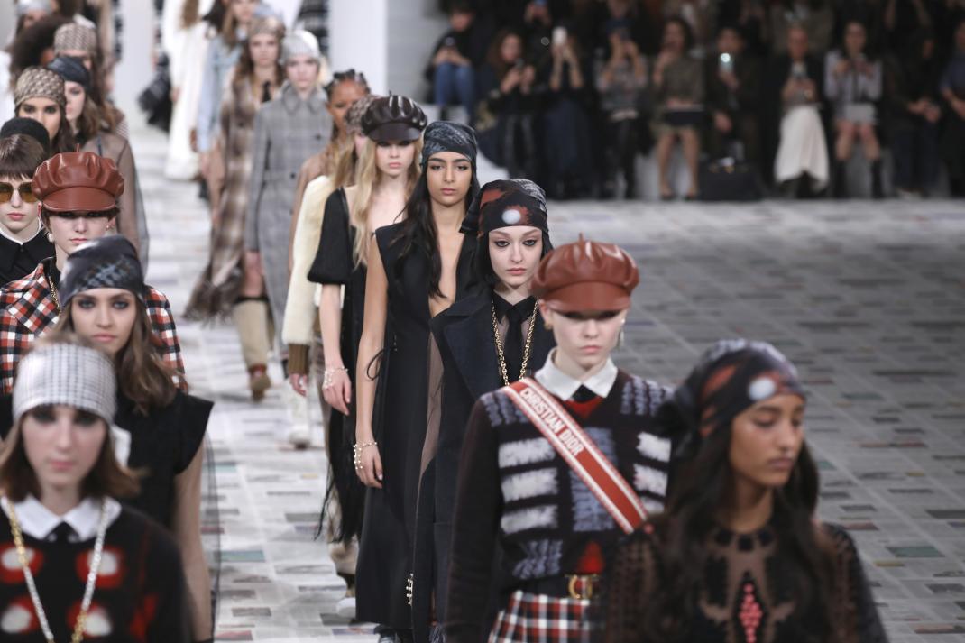 Dior Fall 2020 Ready to Wear