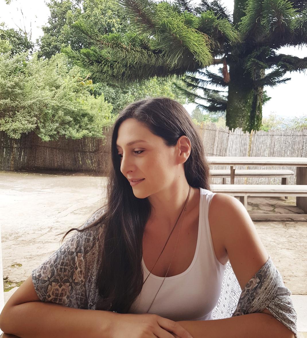 Η Κέλλυ στη Ρουάντα