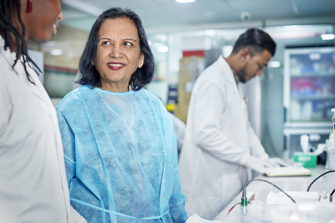 Δόκτωρ Firdausi QADRI – Επιστήμες Βιολογίας