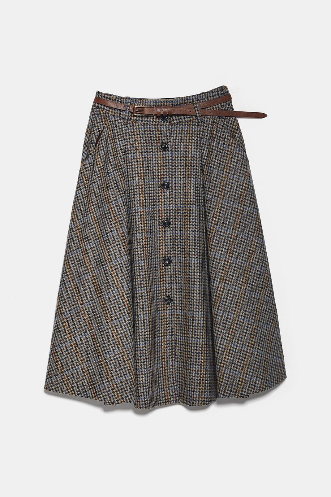 Η φούστα από τα Zara