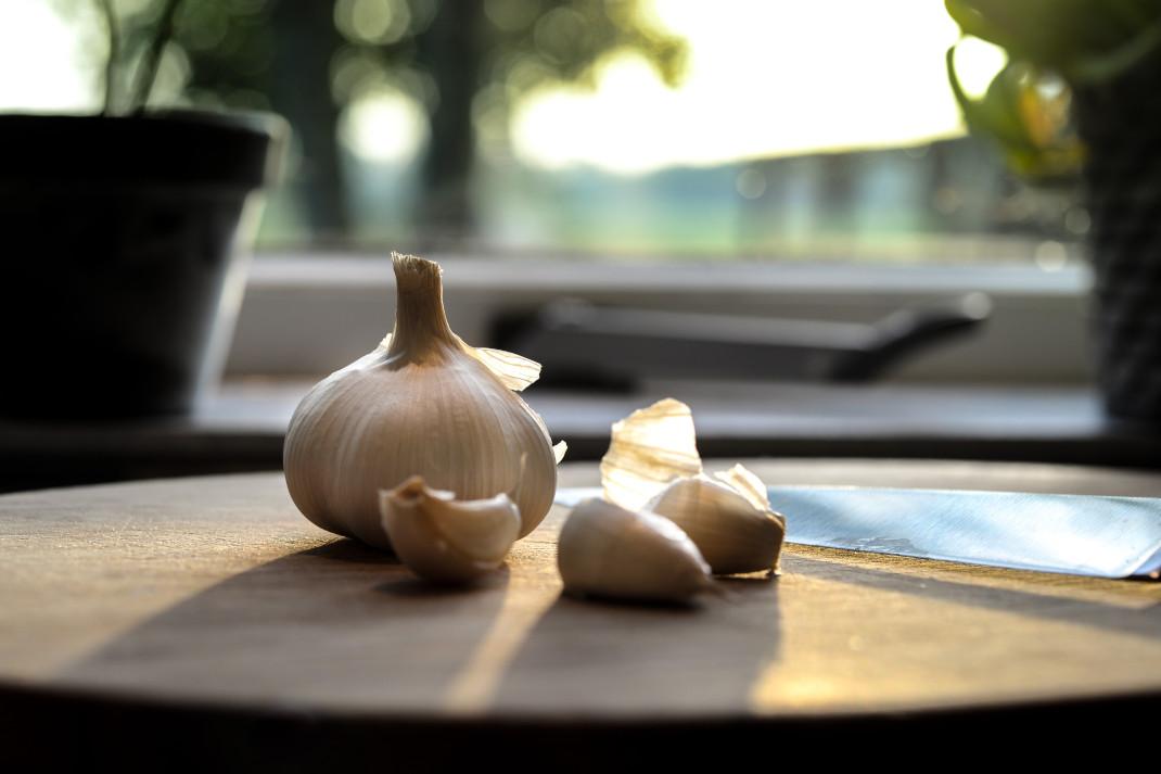 Το σκόρδο βοηθά την καταπολέμηση του κρυολογήματος