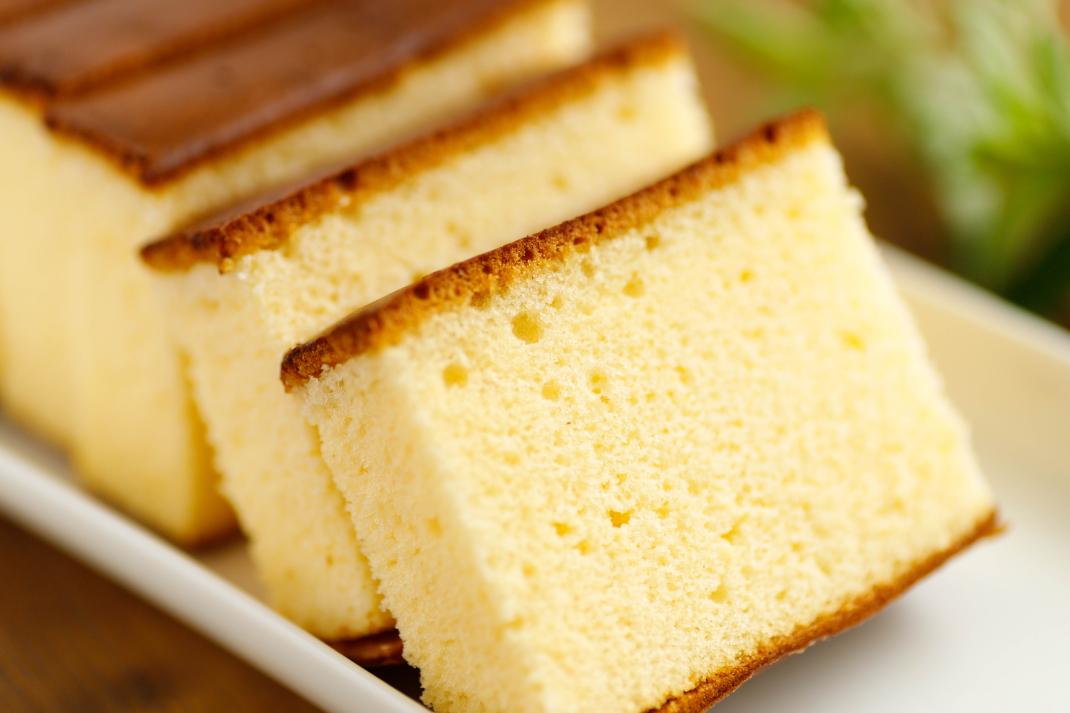 Γιαπωνέζικο κέικ