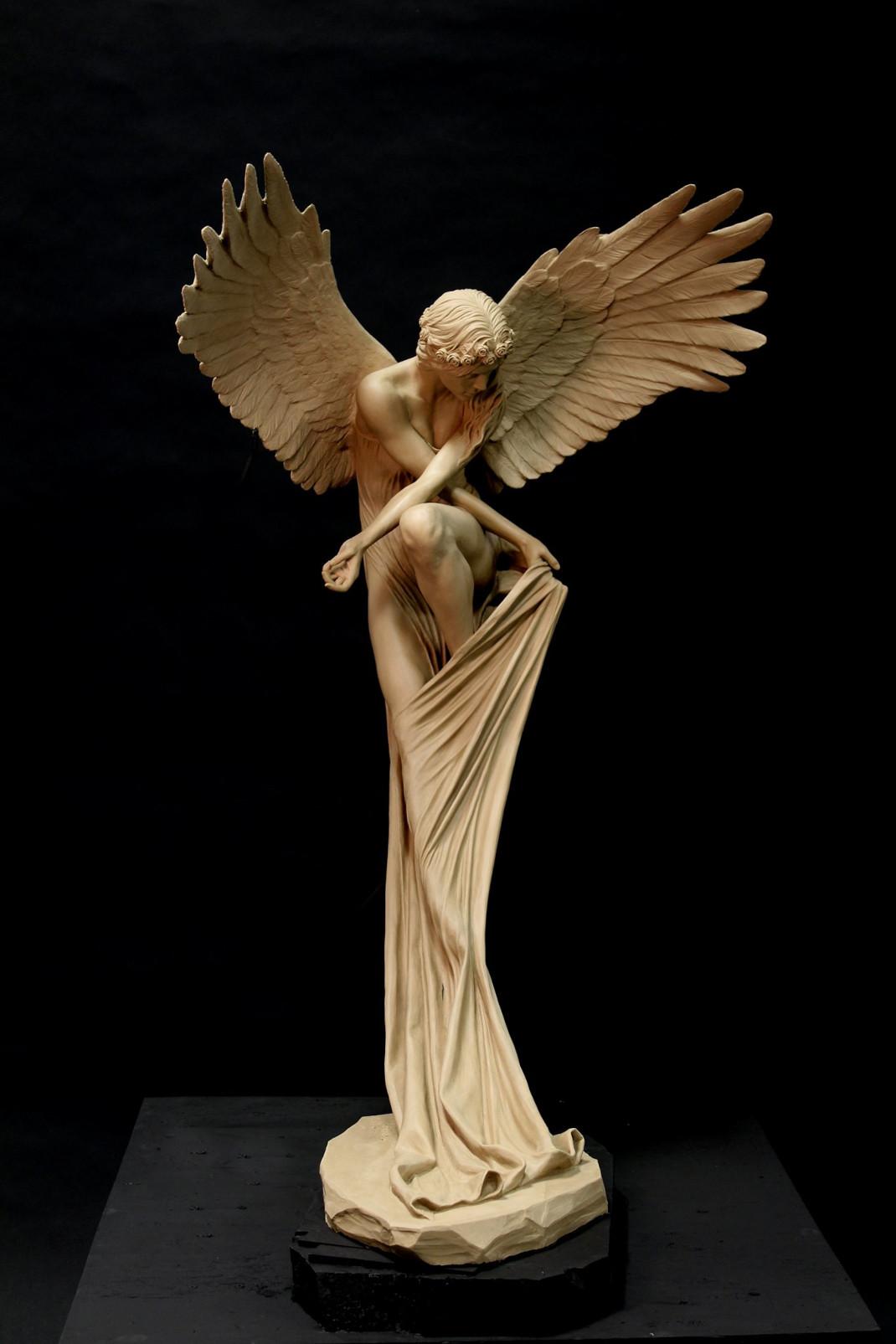 γλυπτό «The Angel»