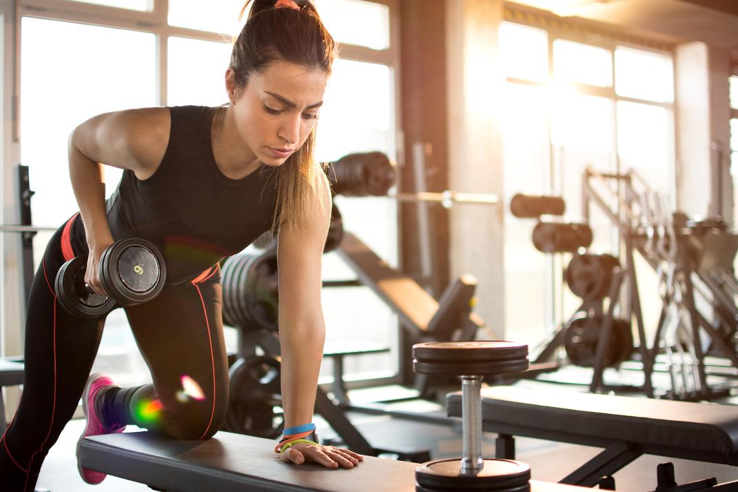 Συμβουλές για πρώτη φορά γυμναστική