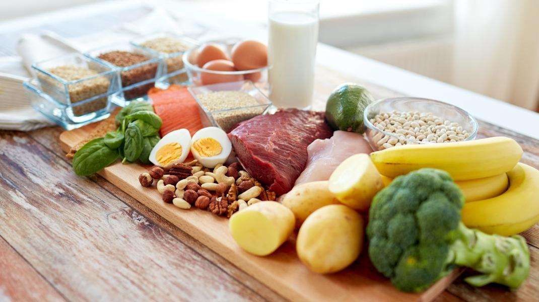 Ισορροπημένη διατροφή/Shutterstock