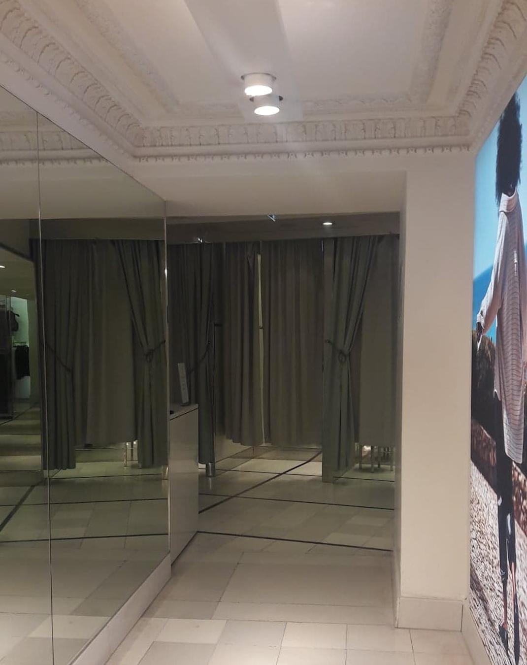 Zara ψώνια μετά την καραντίνα