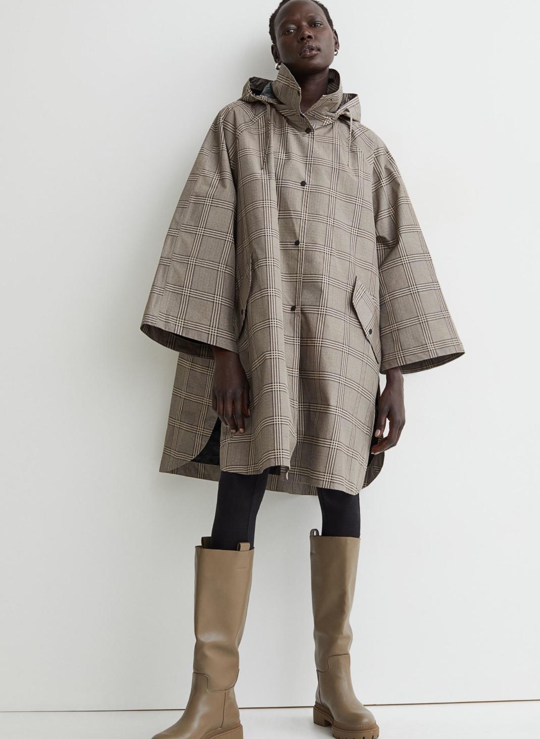 αδιάβροχο H&M