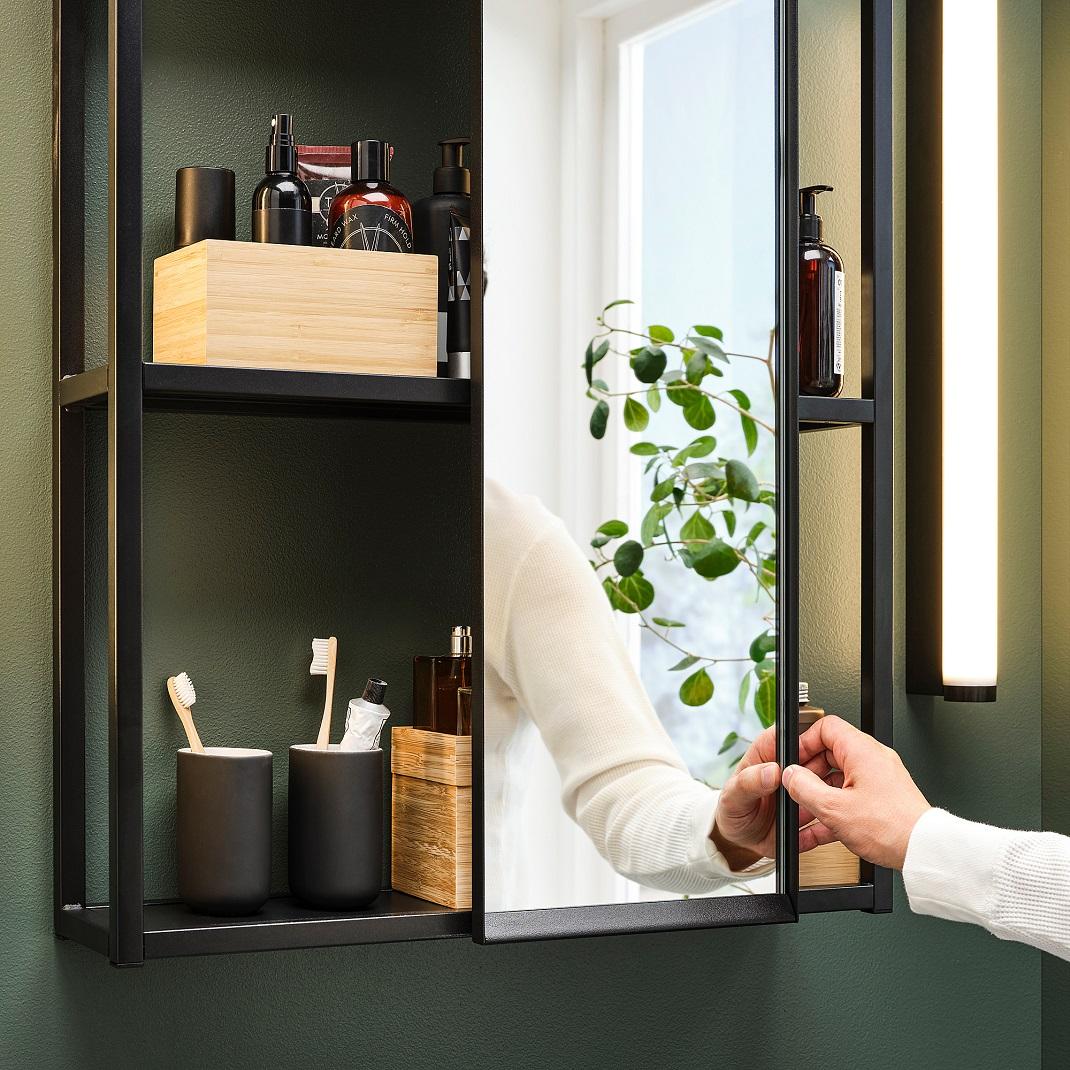 ντουλάπι ΙΚΕΑ μπάνιο