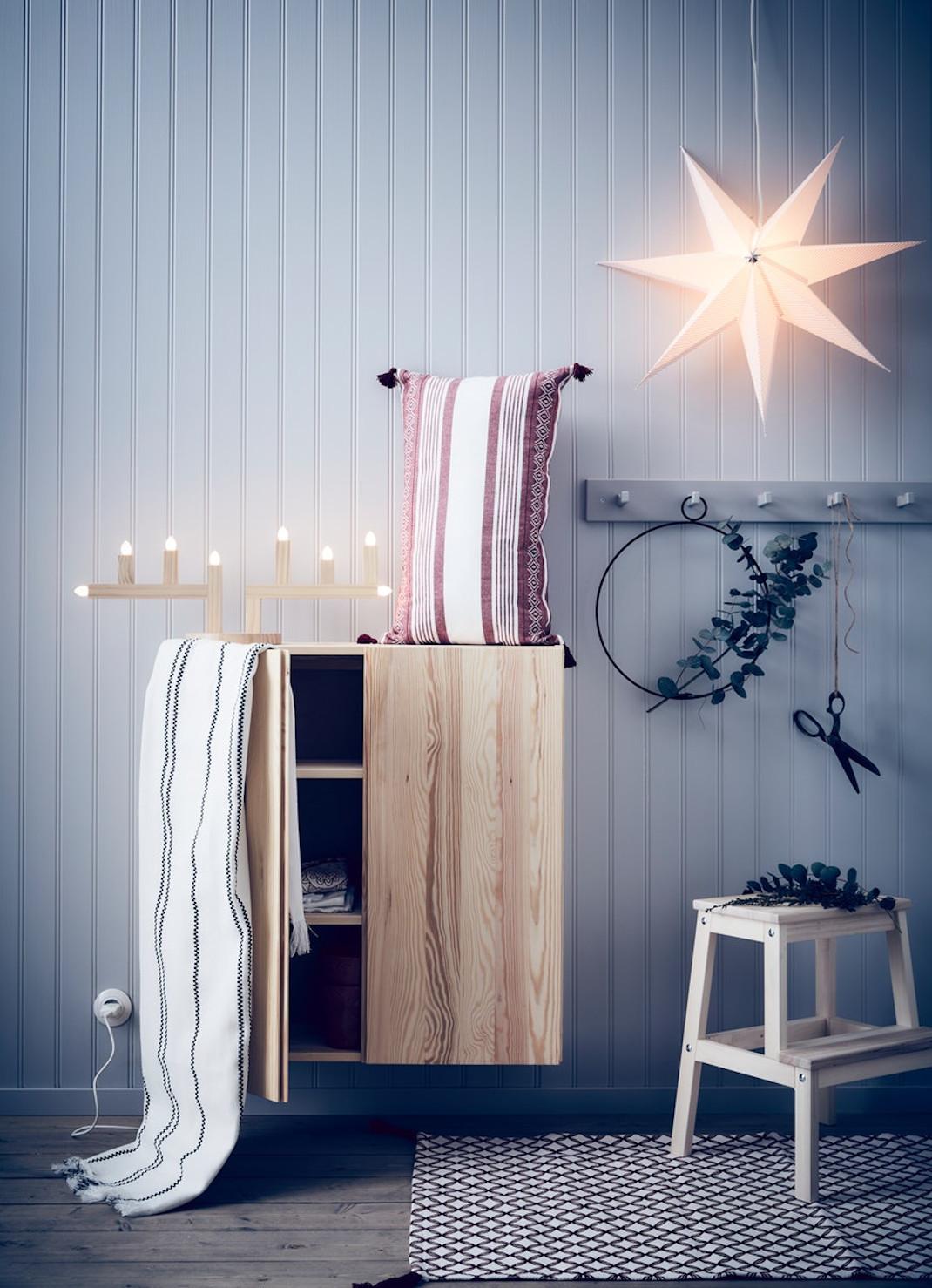 Η ΙΚΕΑ φέρνει τη γιορτινή Χριστουγεννιάτικη ατμόσφαιρα στο σπίτι σας