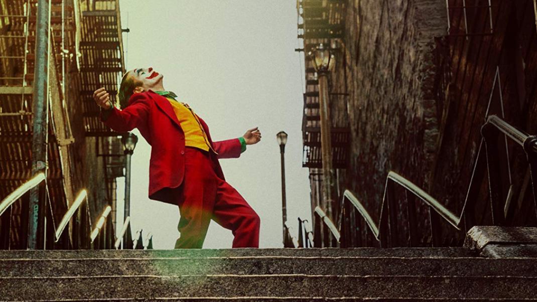 Σκηνή από την ταινία joker