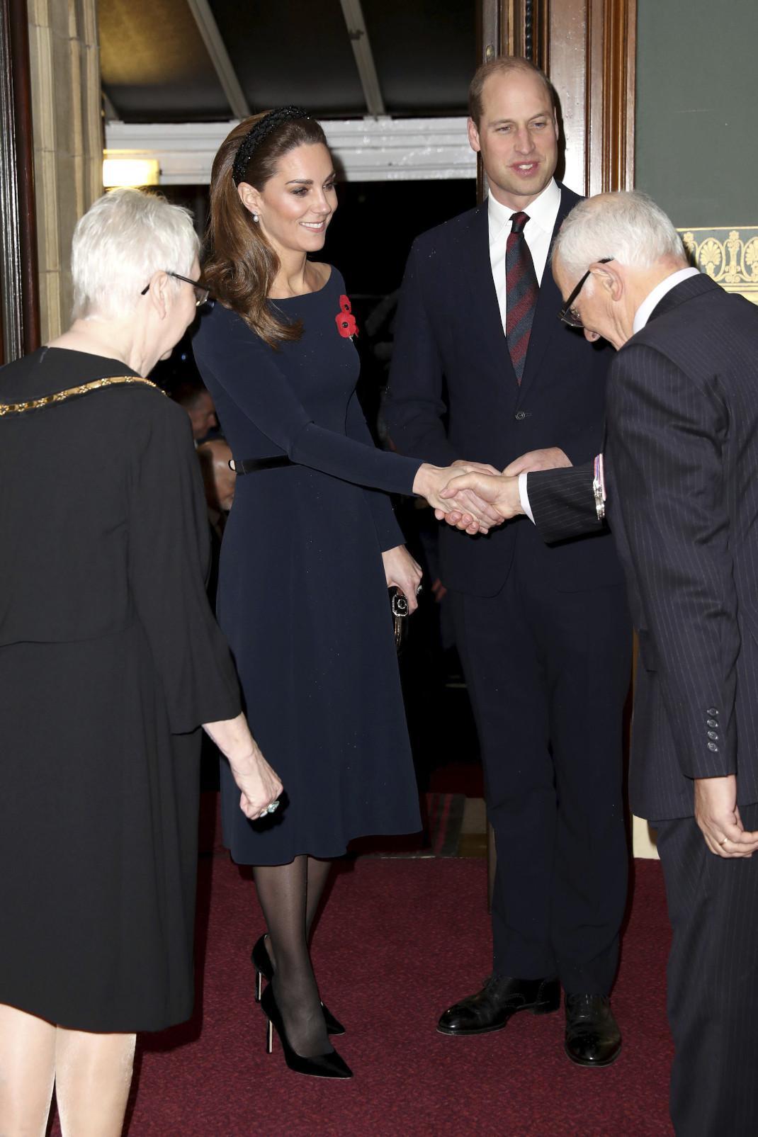 Η Κέιτ Μίντλετον και ο πρίγκιπας Γουίλιαμ