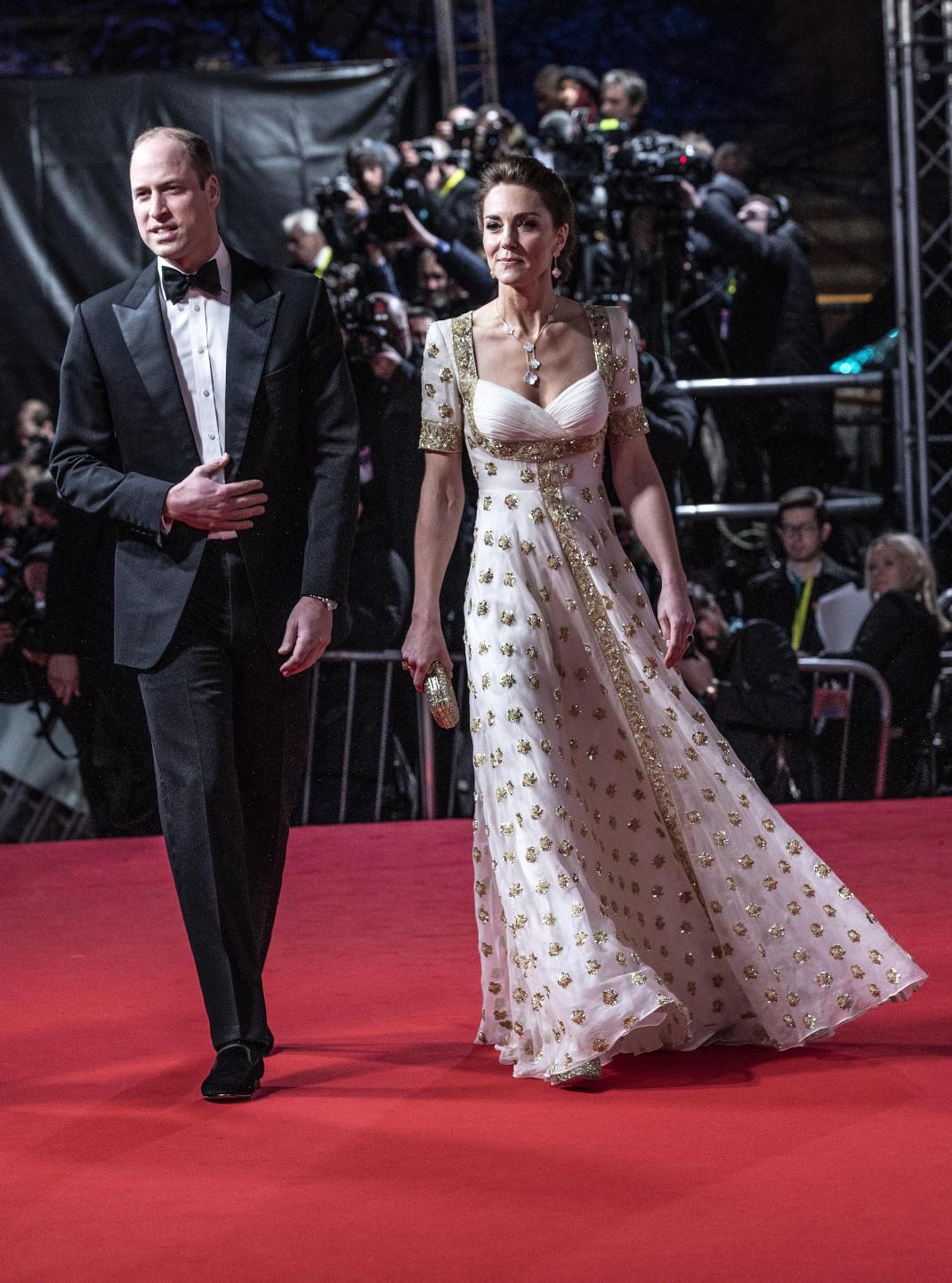 Ο Δούκας και η Δούκισσα του Κέιμπριτζ