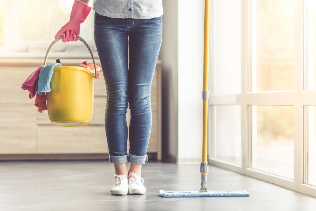 Καθαριότητα σπιτιού και ιώσεις