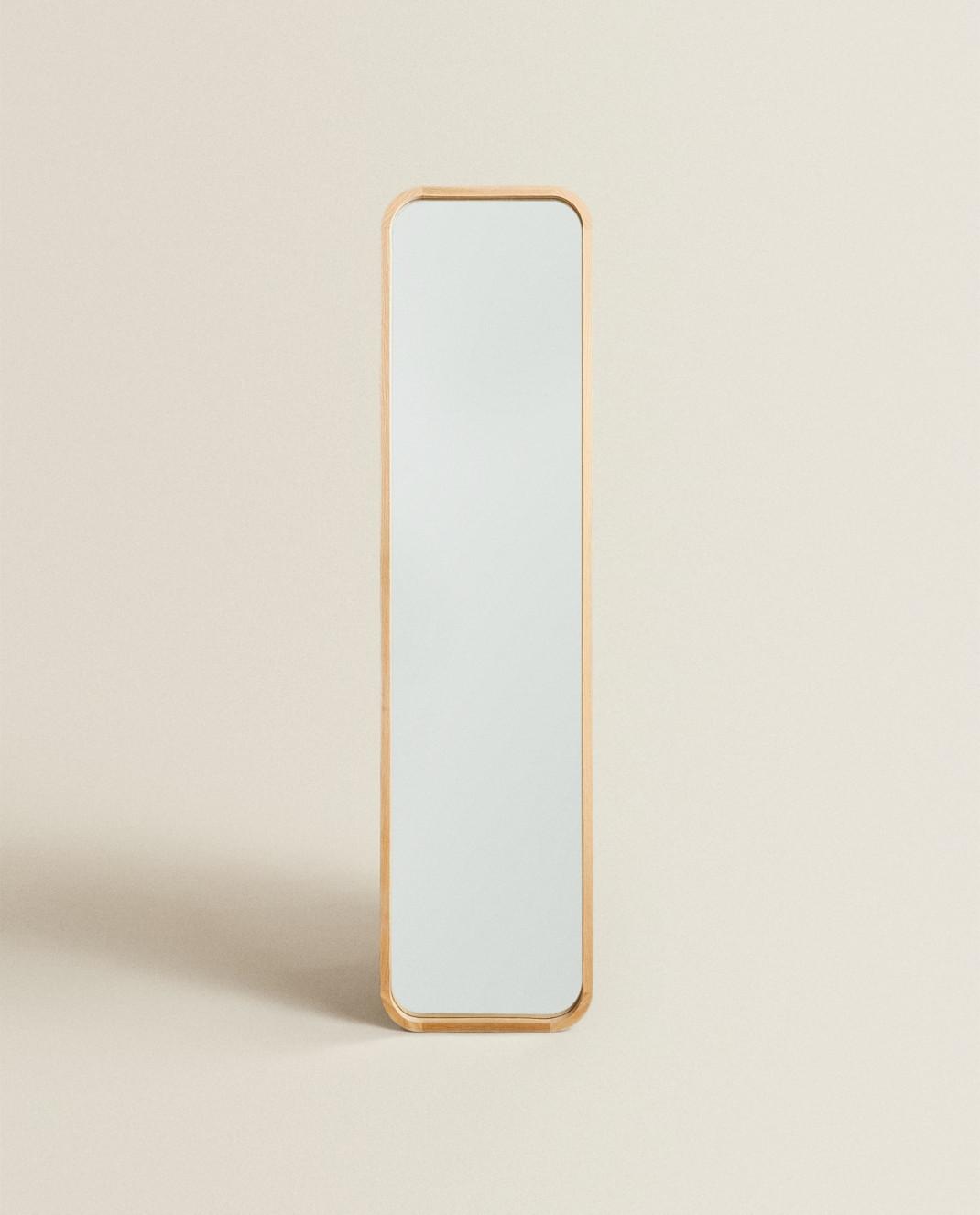 Ο στιλάτος και μοντέρνος καθρέπτης από τα Zara Home που θα ομορφύνει την κρεβατοκάμαρά σου