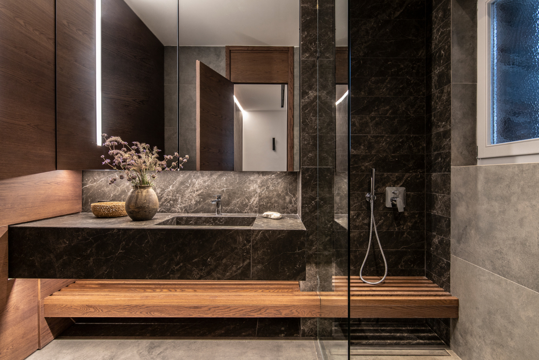 Το υπέροχο μπάνιο