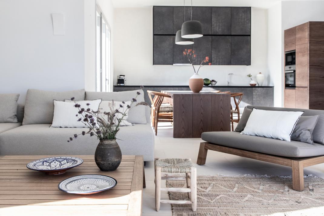 Το design σαλόνι