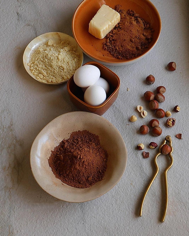 κέικ σοκολάτα Zara Home