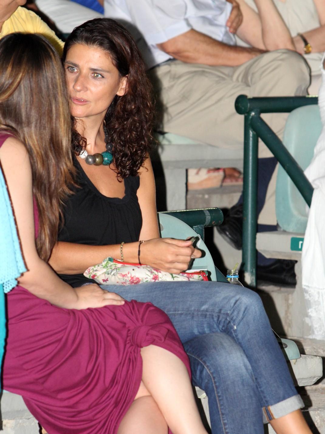 Τζωρτίνα Σερπιέρη: Η κόρη της Μαρινέλλας που λάτρεψε σαν παιδί του ο Τόλης  Βοσκόπουλος   BOVARY