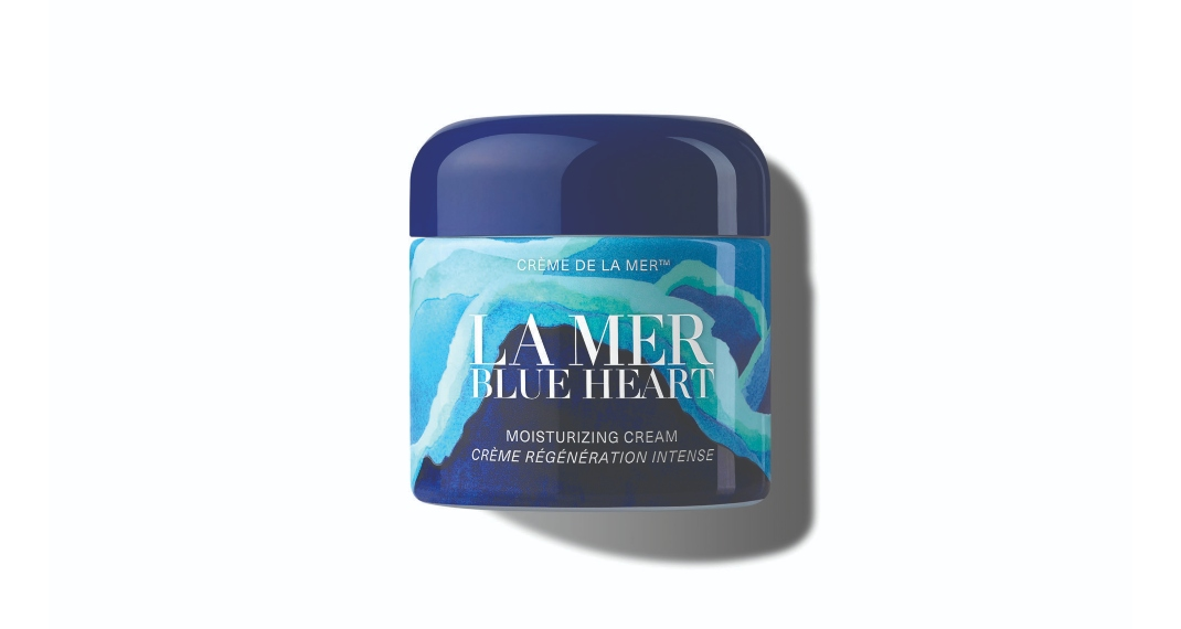 La Mer Blue Heart