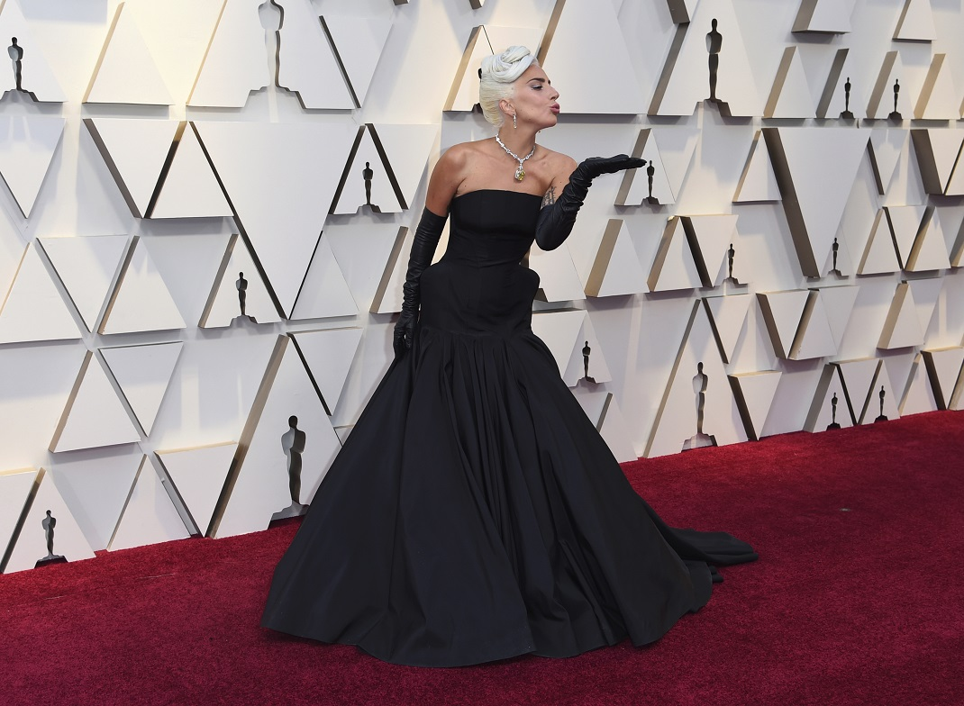 η Lady Gaga στα Όσκαρ