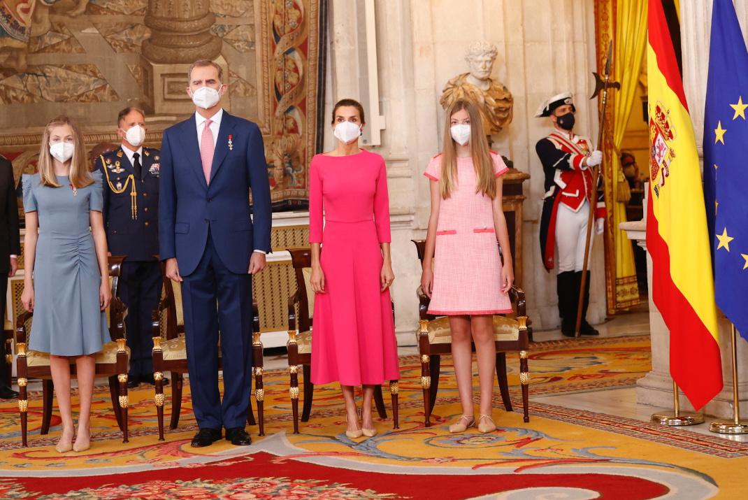 Ισπανική βασιλική οικογένεια