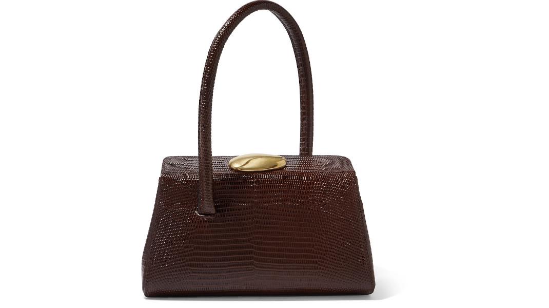 Κροκό τσάντα Little Liffner