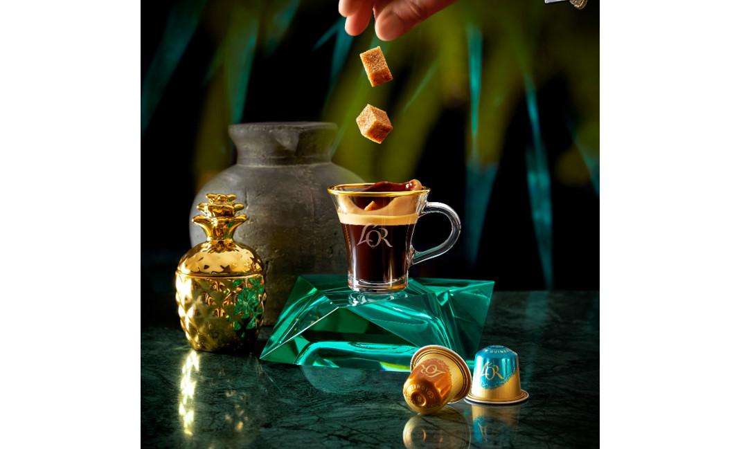 O L'OR Espresso λανσάρει πέντε νέες, εξωτικές ποικιλίες καφέ εμπλουτίζοντας τις εννέα ήδη υπάρχουσες.