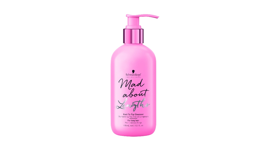 Mad About Lengths Root to Tip Cleanser