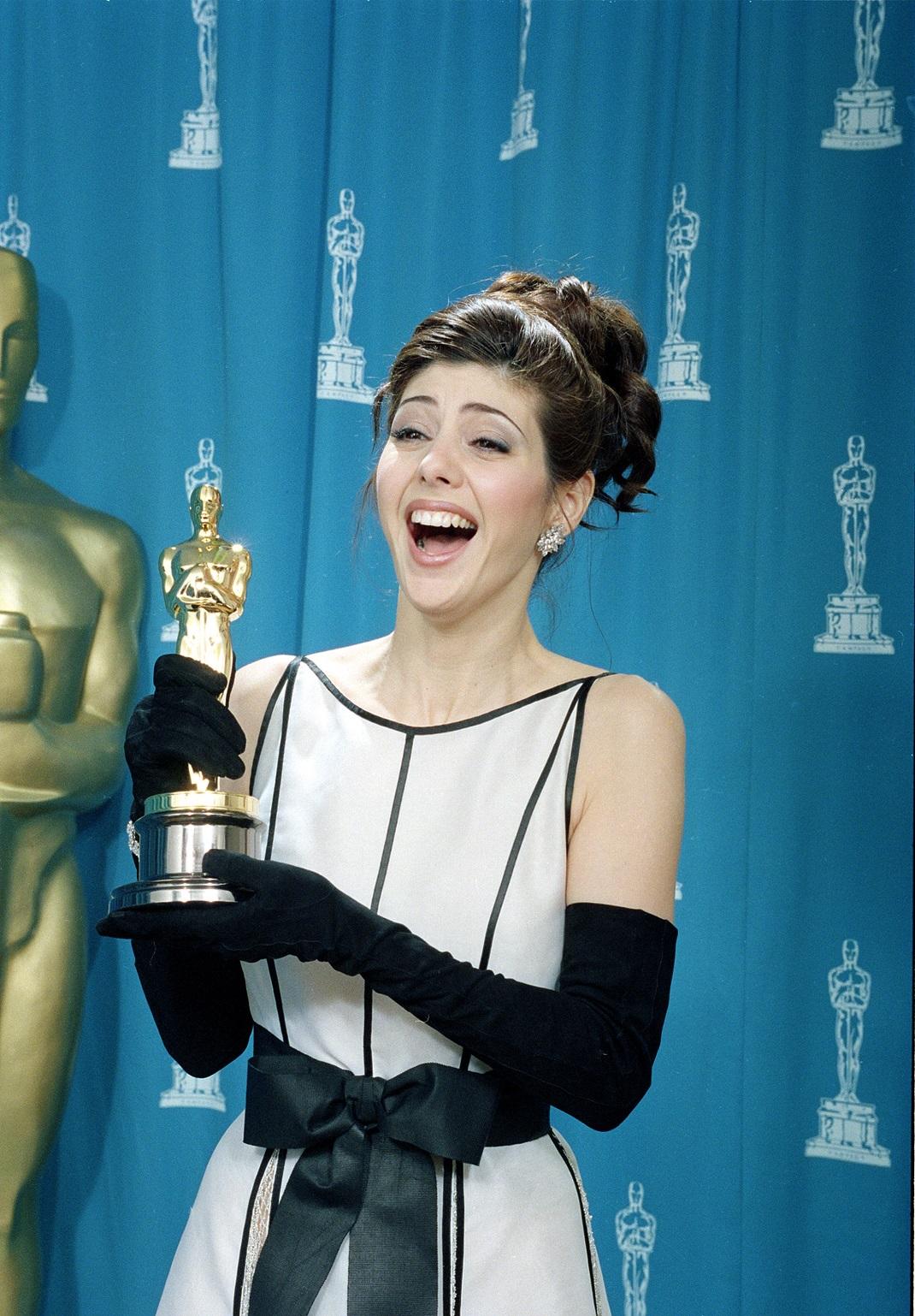Η Μαρίσα Τομέι κερδίζει Όσκαρ