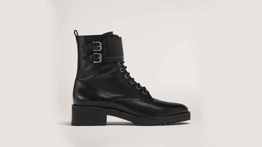ankle boots Massimo Dutti