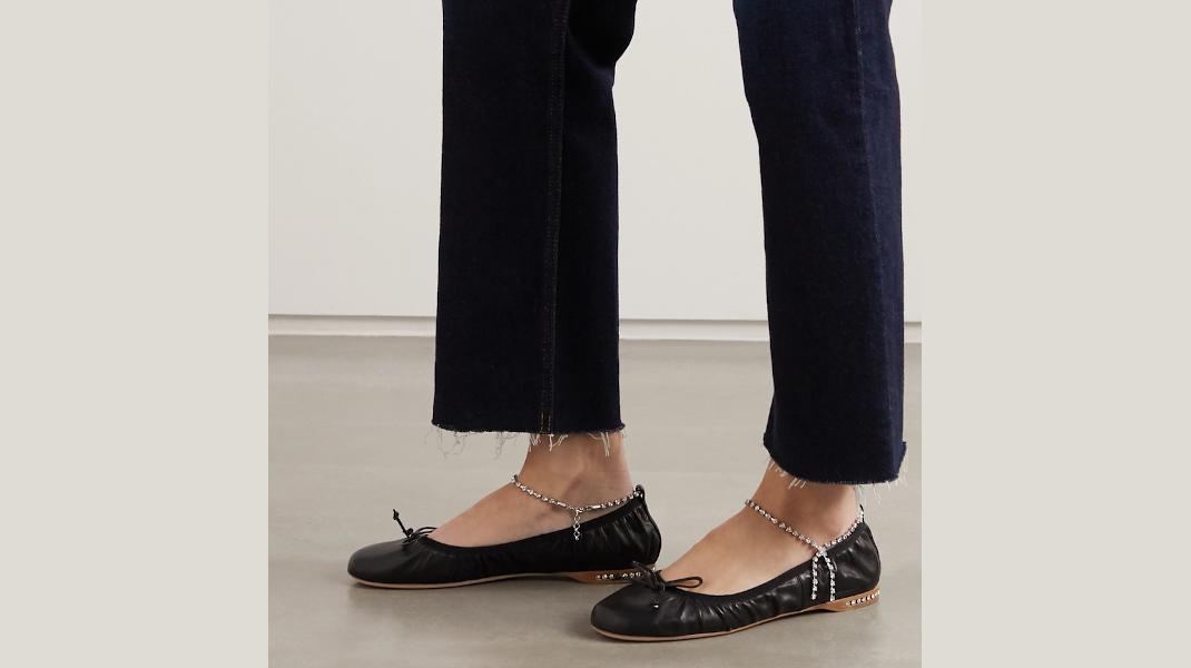 παπούτσια Miu Miu