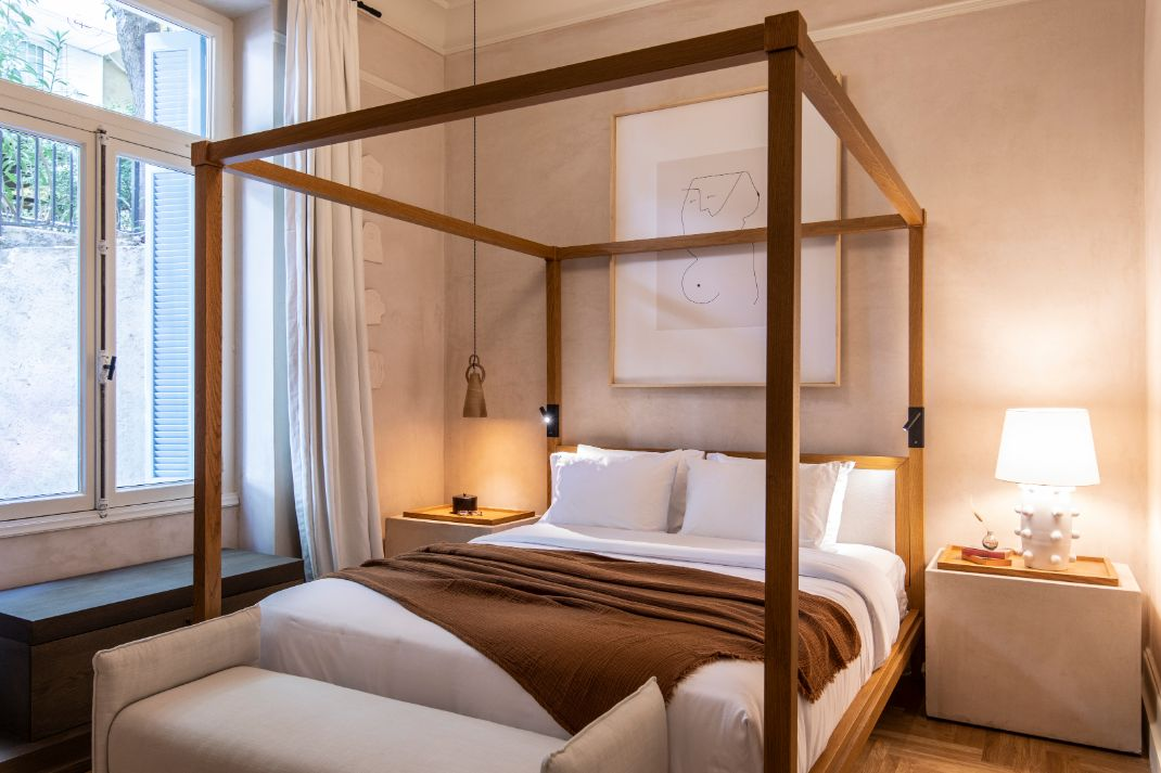 Monsieur Didot boutique hotel Αθήνα