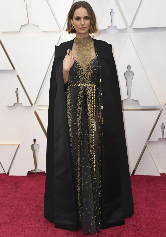 Η Νatalie Portman με Dior Haute Couture στα Όσκαρ 2020